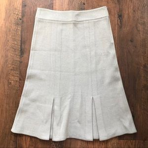 ARMANI COLLEZIONI fluted pencil skirt